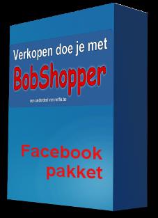 BobShopper hét webwinkel beheerpakket